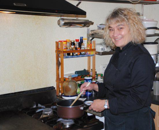 corinne chef